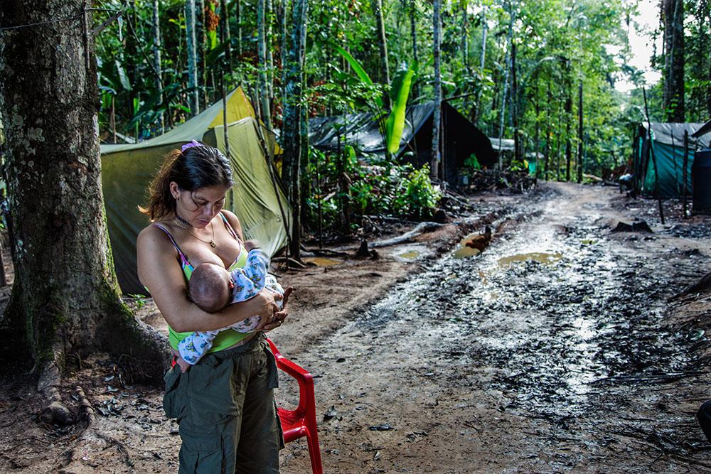 El fotoreportaje hecho en Colombia que recomienda The Guardian