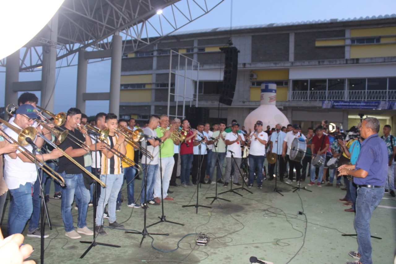 Foto Cortesía Festival Nacional del Porro de San Pelayo