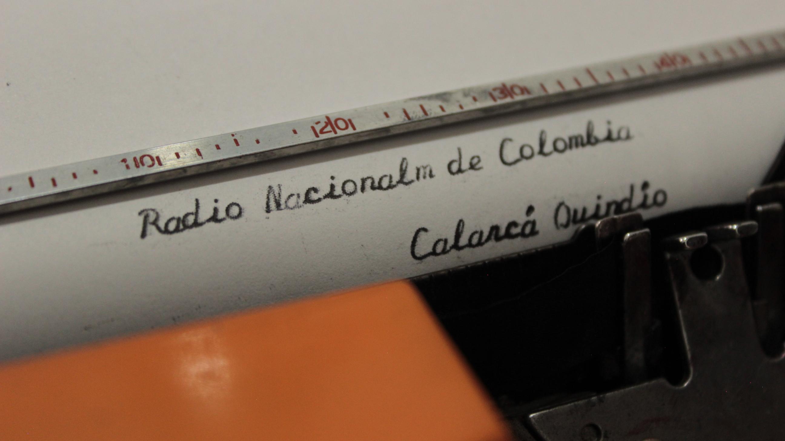 Foto: Nangibe Torres. Radio Nacional de Colombia.