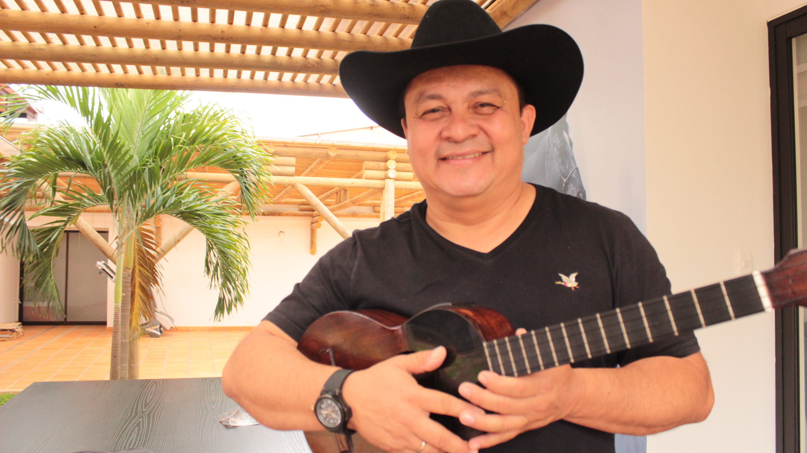Foto: Nangibe Torres. Travesías de arpa.
