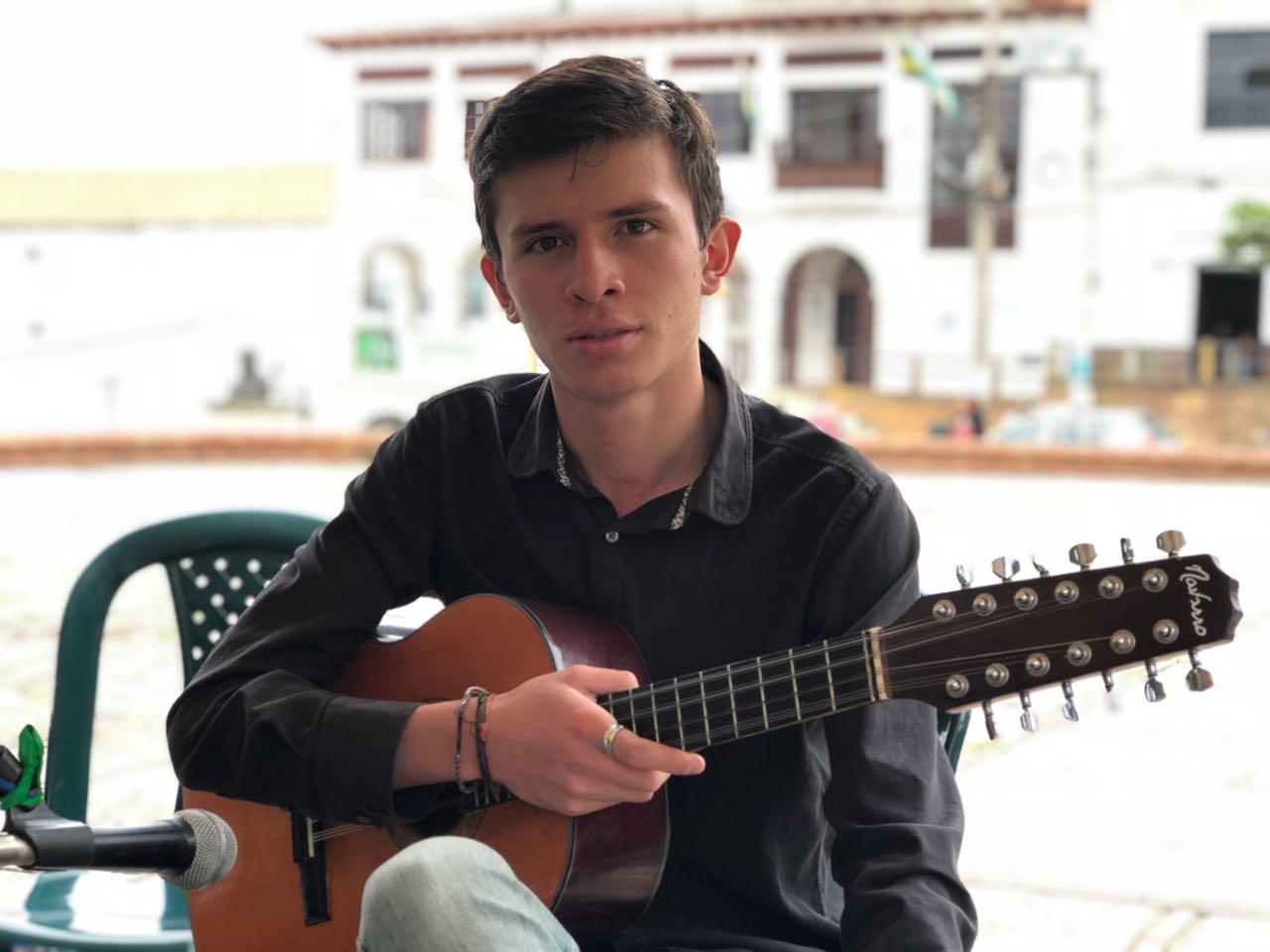 Raúl Ariza hijo. Foto: Laura Ramírez.