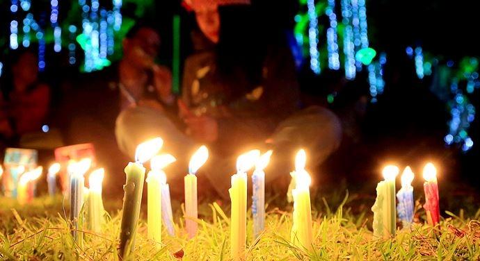 Fotos De Colombia En Navidad.Con Multiples Tradiciones Se Encendio La Navidad En Colombia