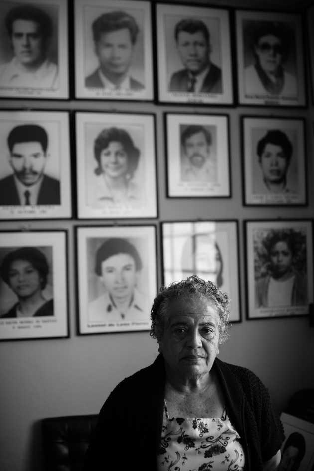 Foto: Ximena Natera. Especial web: Testigos de la guerra: voces contra la impunidad.Foto: Ximena Natera. Especial web: Testigos de la guerra: voces contra la impunidad.