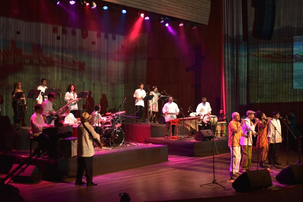 Orquesta Tumacuba. Foto: Cortesía Agrupación Tumacuba