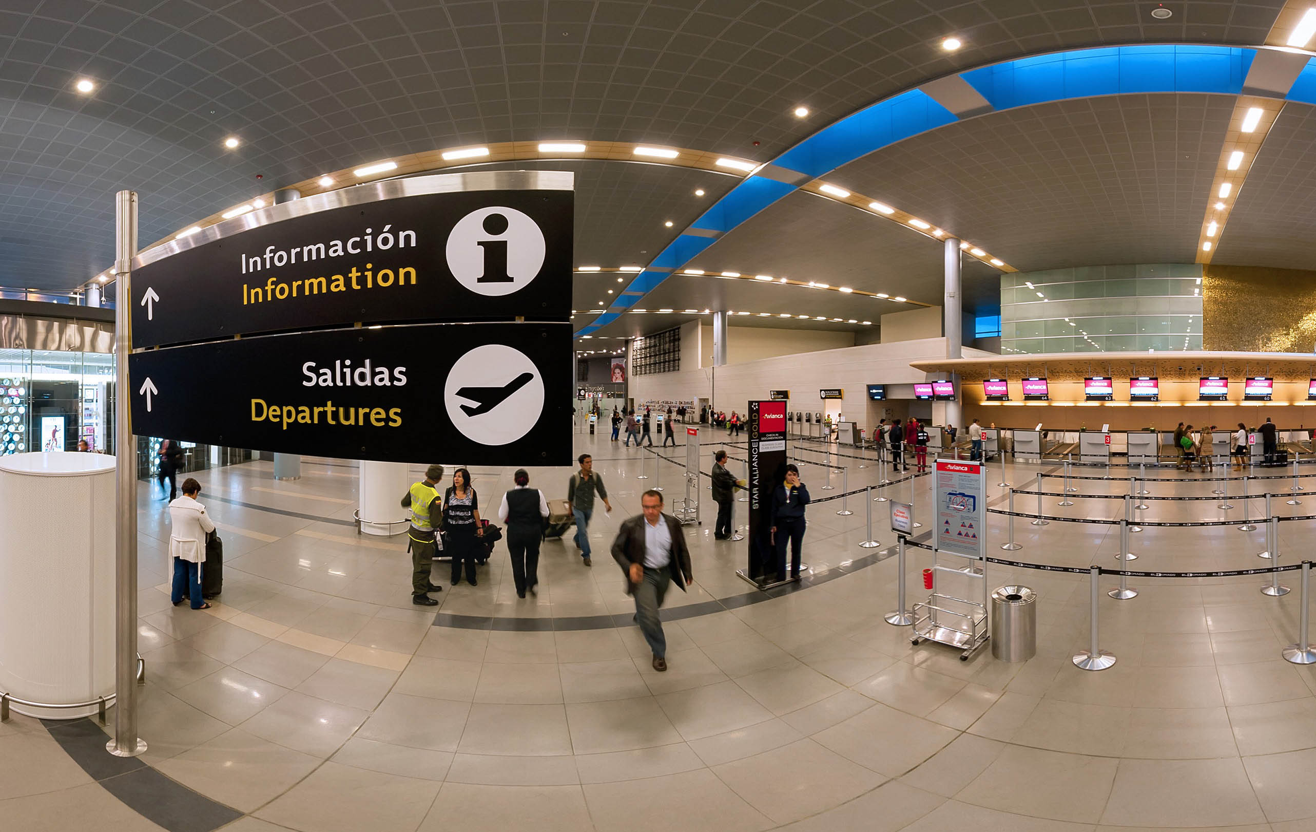 Resultado de imagen para aeropuerto el dorado