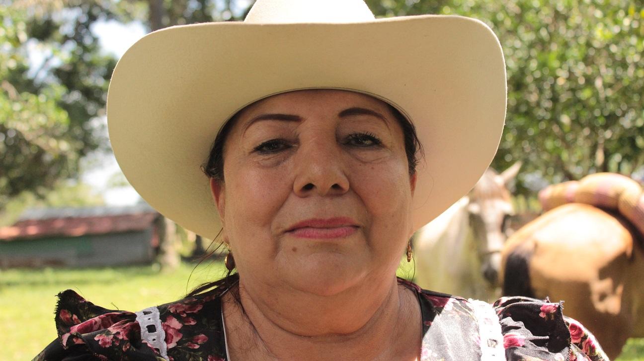Foto: Nangibe Torres. Travesías de arpa