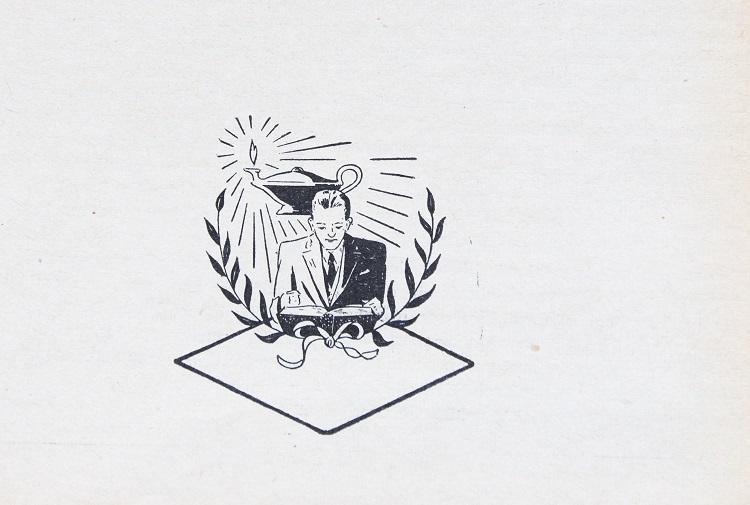 Detalle, Boletin de Programas de Radio Nacional, julio de 1954.
