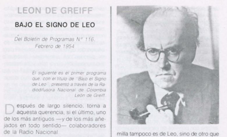(Blt RNC 1990-02 - Reimpresión Bajo el signo de Leo - Dtll)