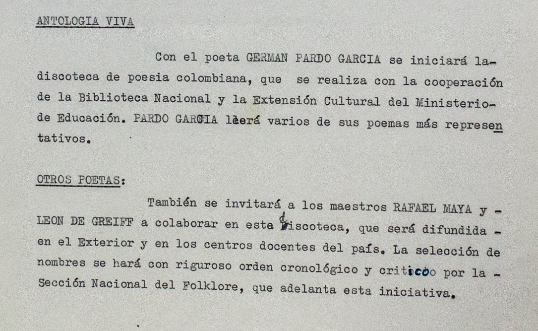 (Boletín informativo de Radio Nacional. Marzo de 1955 - Dtll)