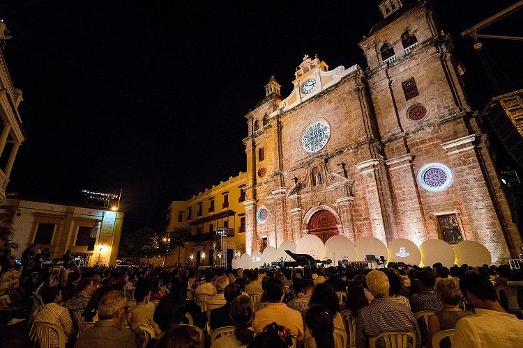 Foto cortesía: Cartagena Festival internacional de Música.
