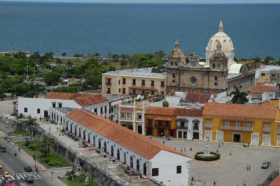 La Heroica, sede del Festival Internacional de Cine de Cartagena de Indias. Foto: Colprensa