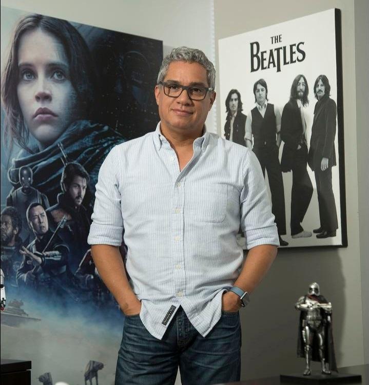 Productor venezolano Leonardo Aranguibel.