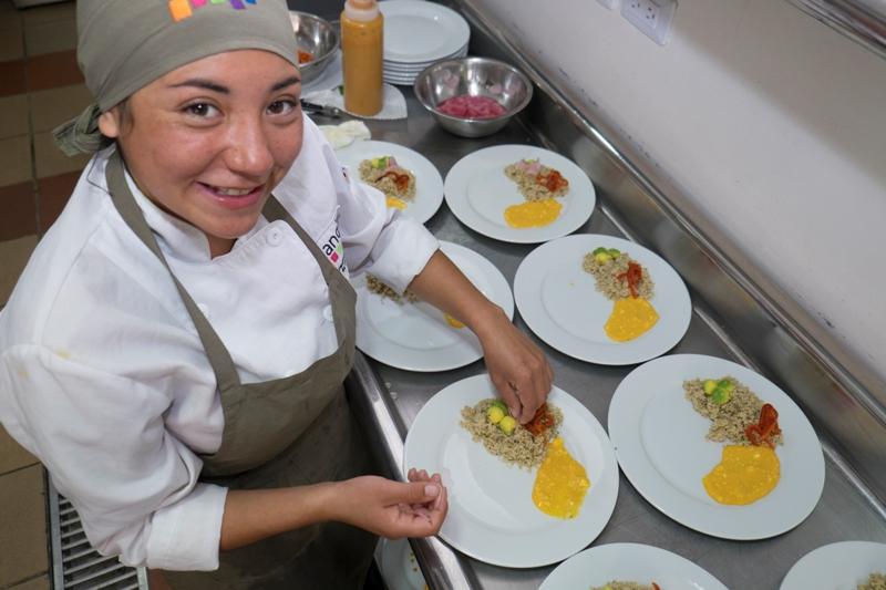 Foto: Restaurante Manq'