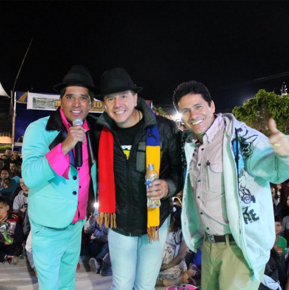 Foto:'El Ergar', 'El Marianazo' y 'El Guaicoso'