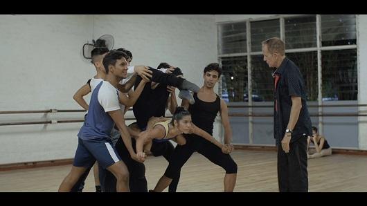 Crédito: Fotograma documental 'El Vuelo del Cuerpo'. 'Recital Colombia', Montaje Coreográfico MinCultura.