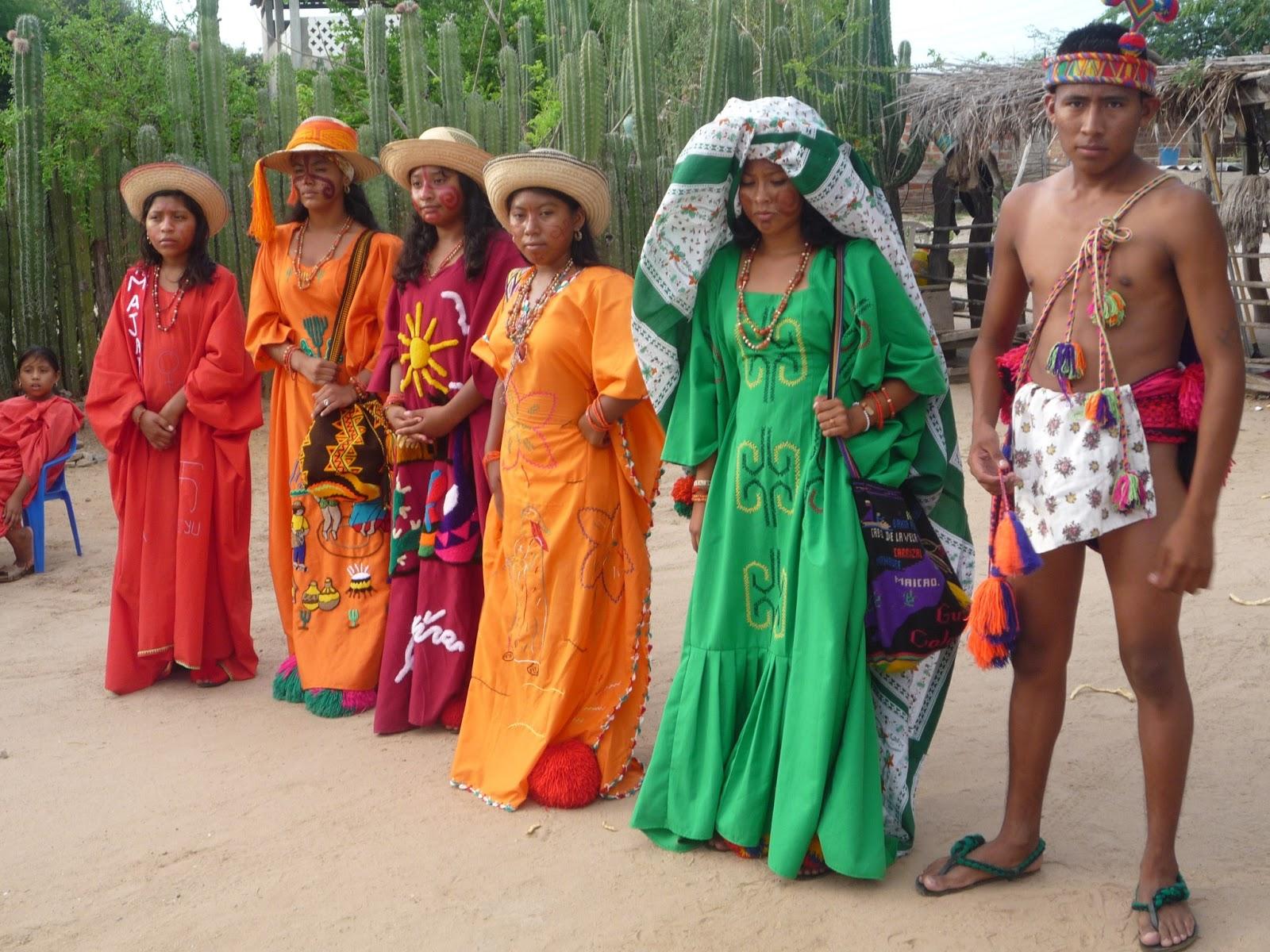 Resultado de imagen para Indígenas Wayuú