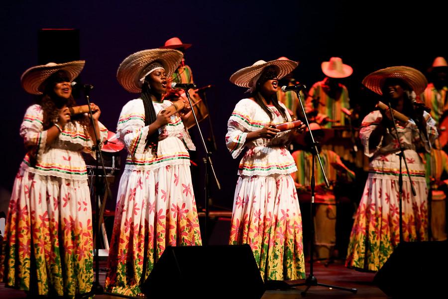 En el Pacífico, se destacan eventos como la Feria de Cali y el Festival de Música del Pacífico 'Petronio Álvarez'. Foto: Colprensa 2018.