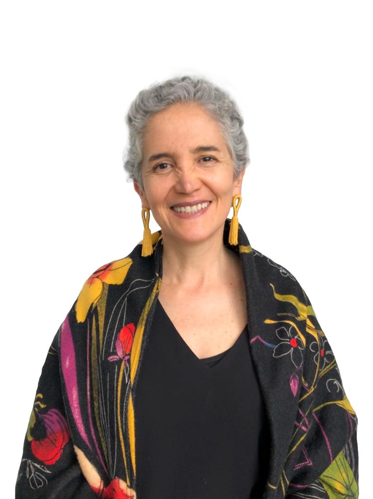 Carolina Piñeros, directora ejecutiva de Red PaPaz.