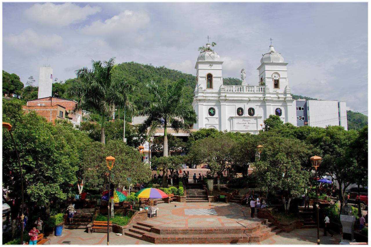 A Rionegro se llega por la vía hacia la Costa en un trayecto desde Bucaramanga, de 40 minutos. Foto: Cortesía Luis Carlos Ortiz.