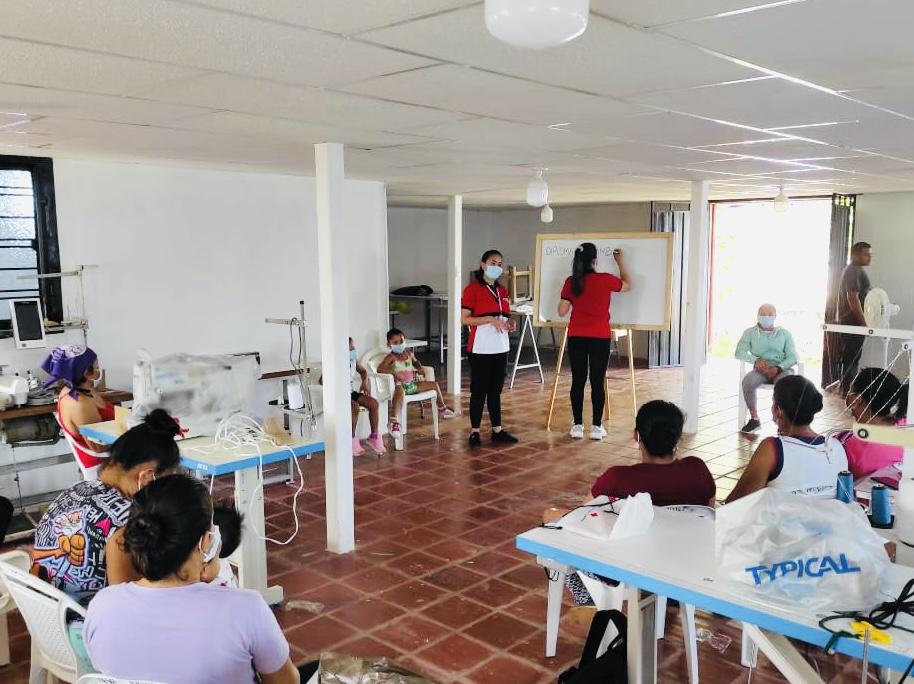 Foto: Agencia para la Reincorporación y la Normalización (ARN), territorial Norte de Santander.