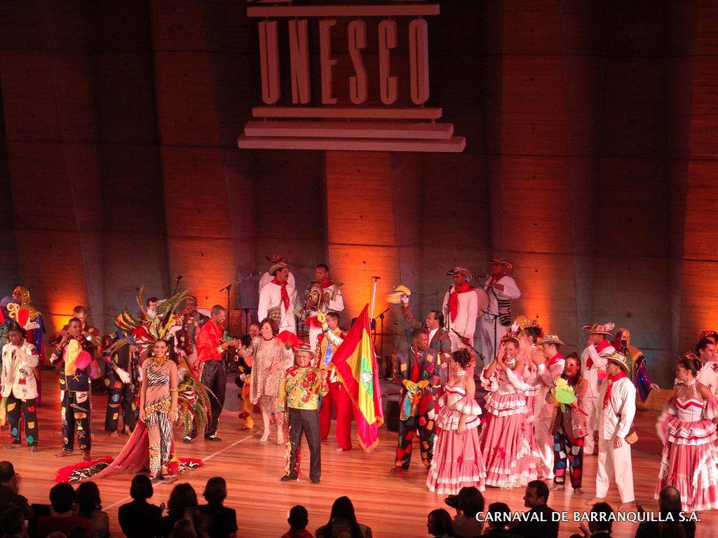 Carnaval De Barranquilla 17 Años Como Patrimonio Radio Nacional De Colombia