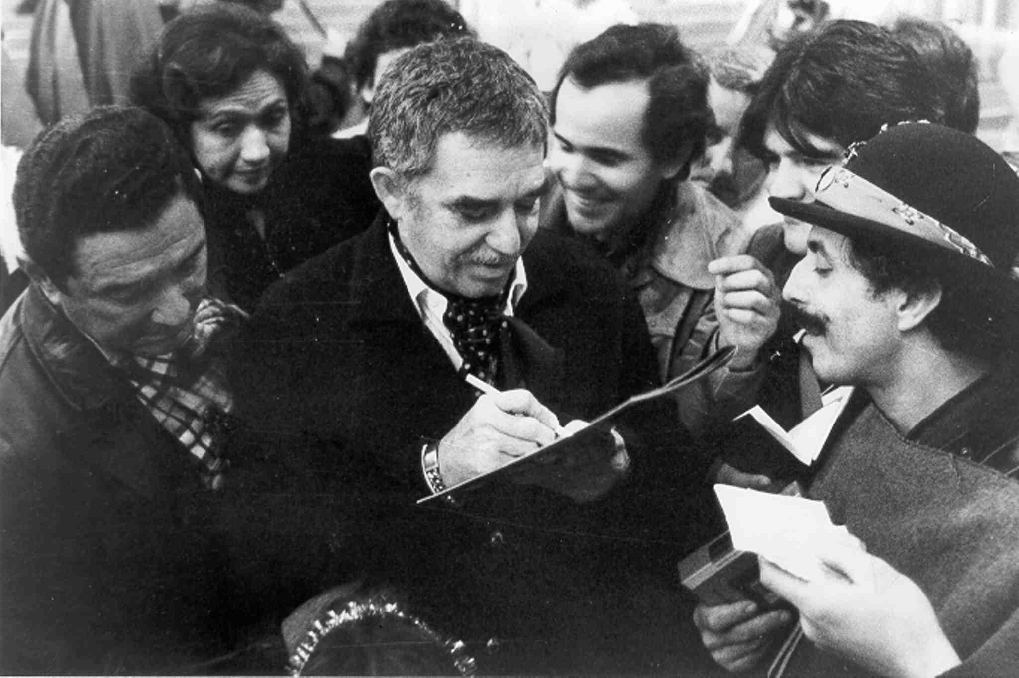 Gabriel García Márquez. Foto: Archivo Colprensa