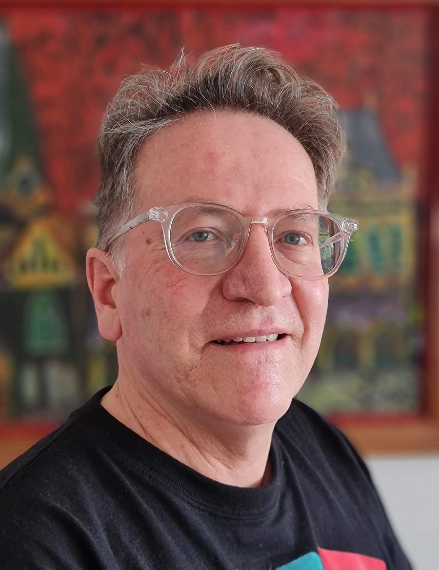 Gustavo Ortiz: director del Museo de Arte Contemporáneo de Bogotá