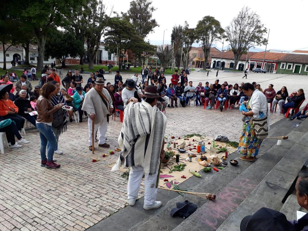 Fiesta de la Niña Huitaca. Foto: Iván Niviayo.