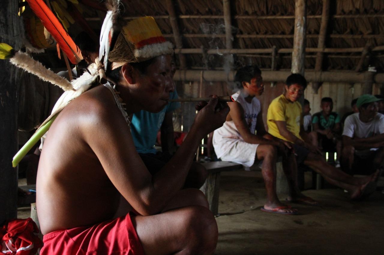 Foto: Emerson Castro. Radio Nacional de Colombia Mitú.