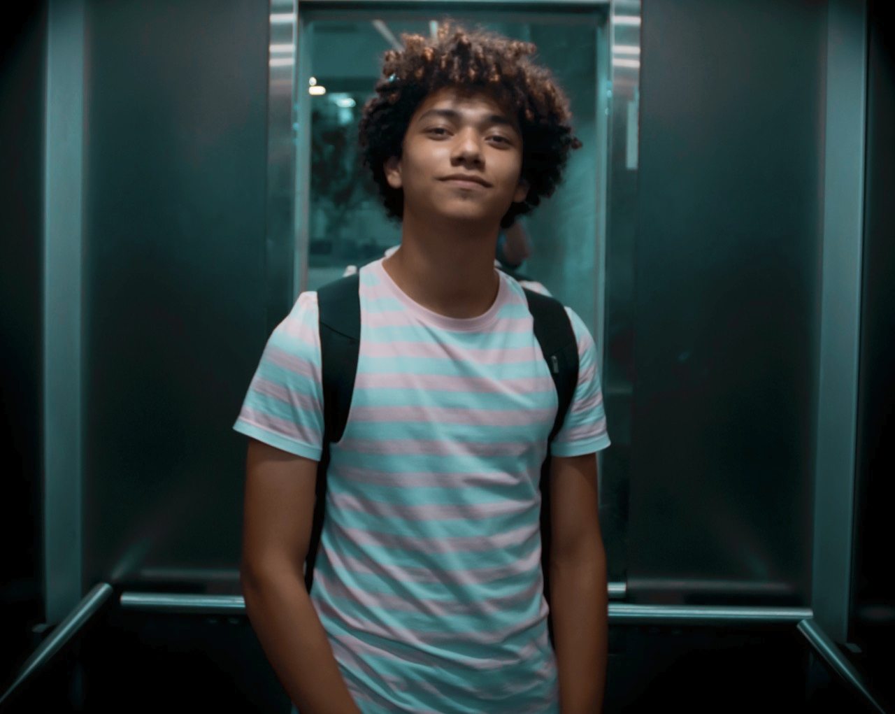 Christian Casas, creador del Festivald de Cine en 4 Paredes.