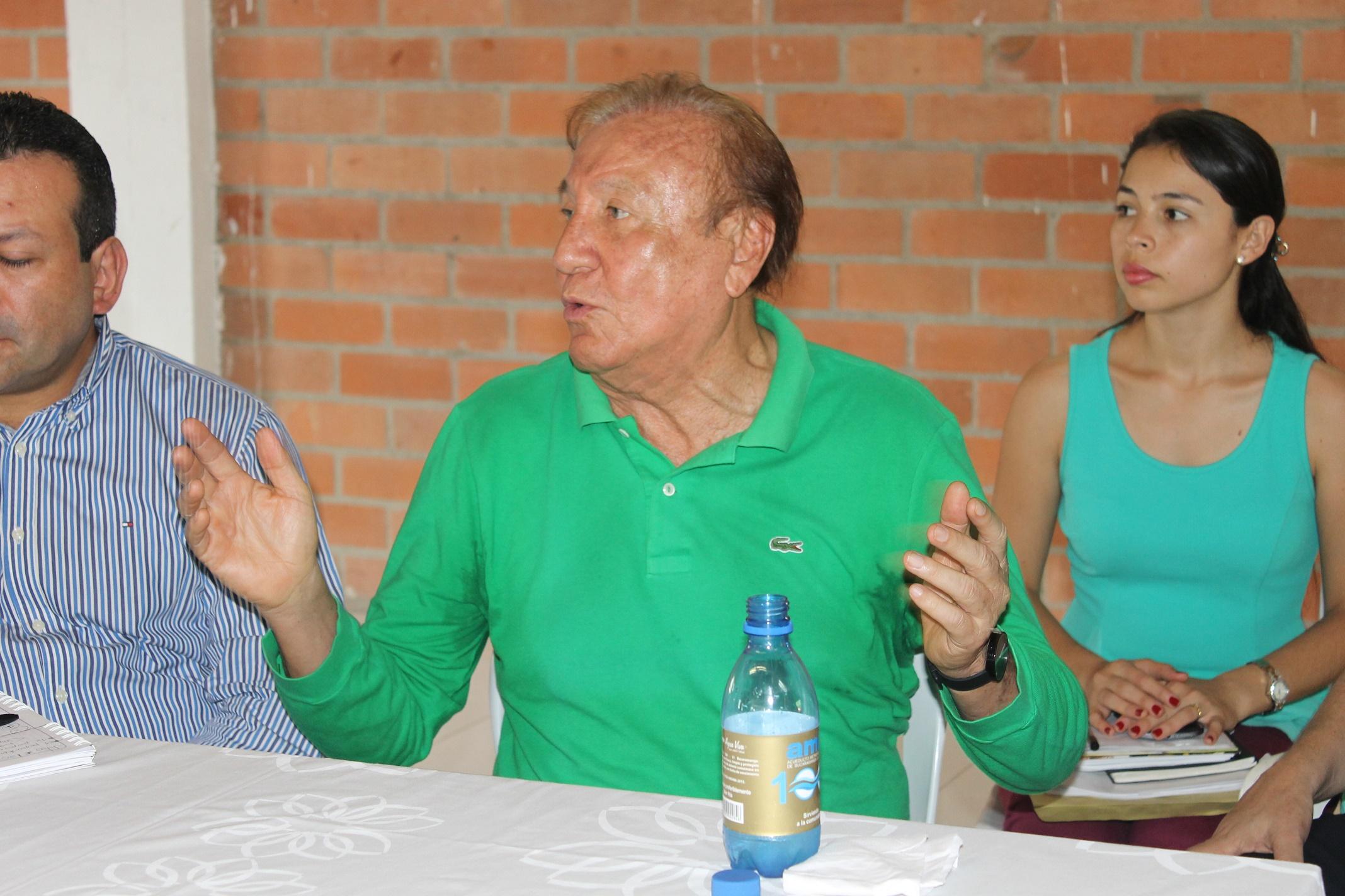Foto: Boris Tejada - Radio Nacional de Colombia Santander.