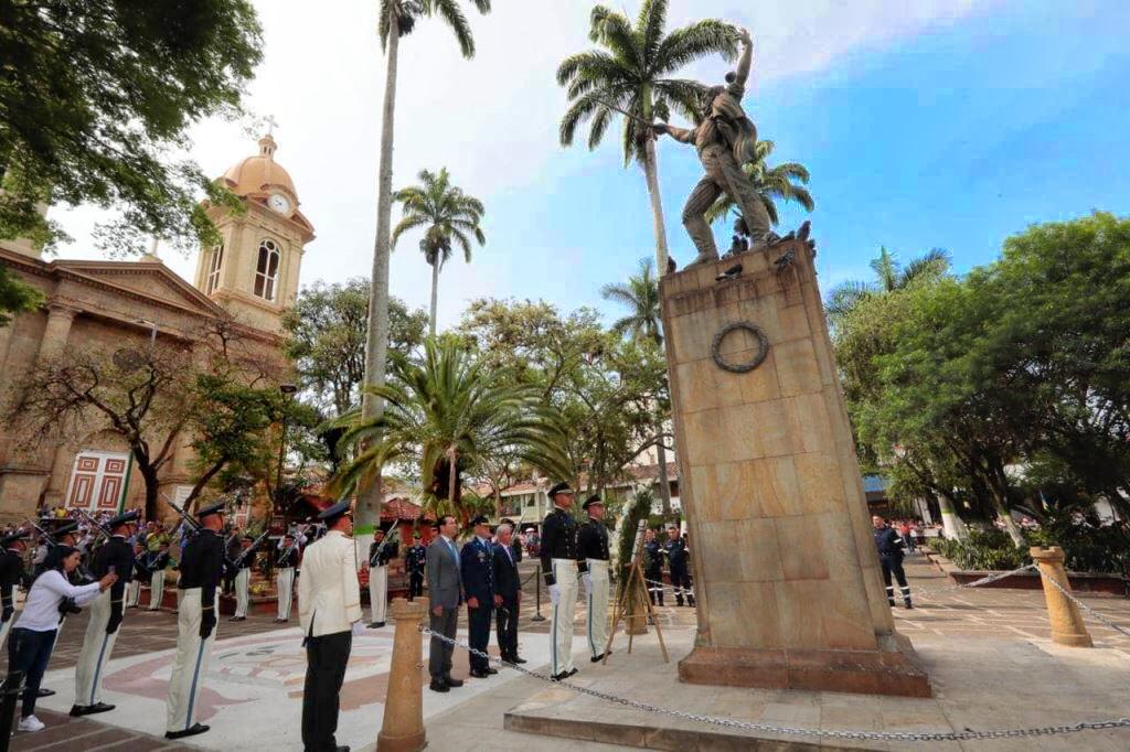 Foto: Alcaldía El Socorro
