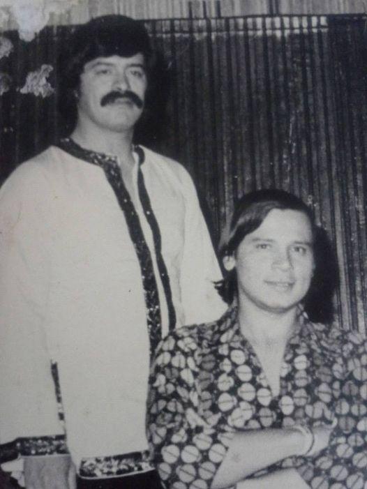 Jorge Guarín y Eduardo Maya