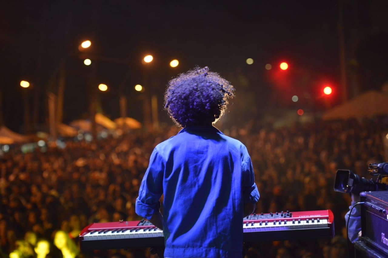 Foto: Andrés Ceballos.Noche Radio Nacional de Colombia