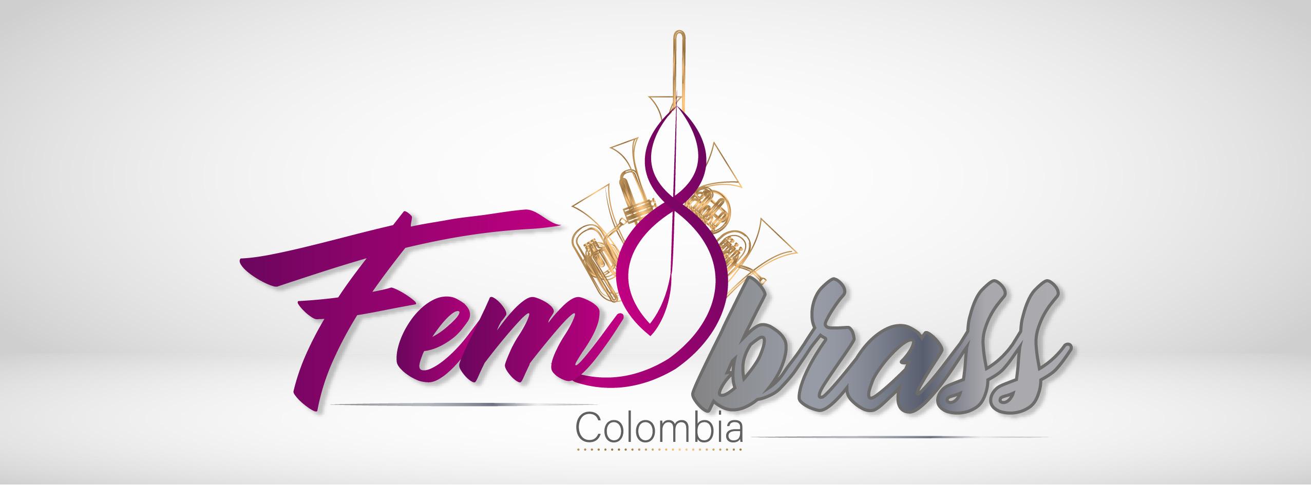 Logo Fembrass (Crédito: Carol Echeverry)