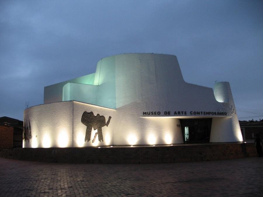 Foto: cortesía. Archivo Museo de Arte Contemporáneo de Bogotá