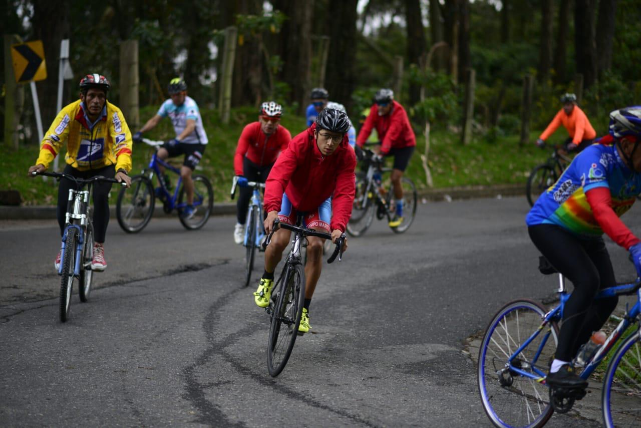 Foto: Cortesía Secretaría de Movilidad de Bogotá.