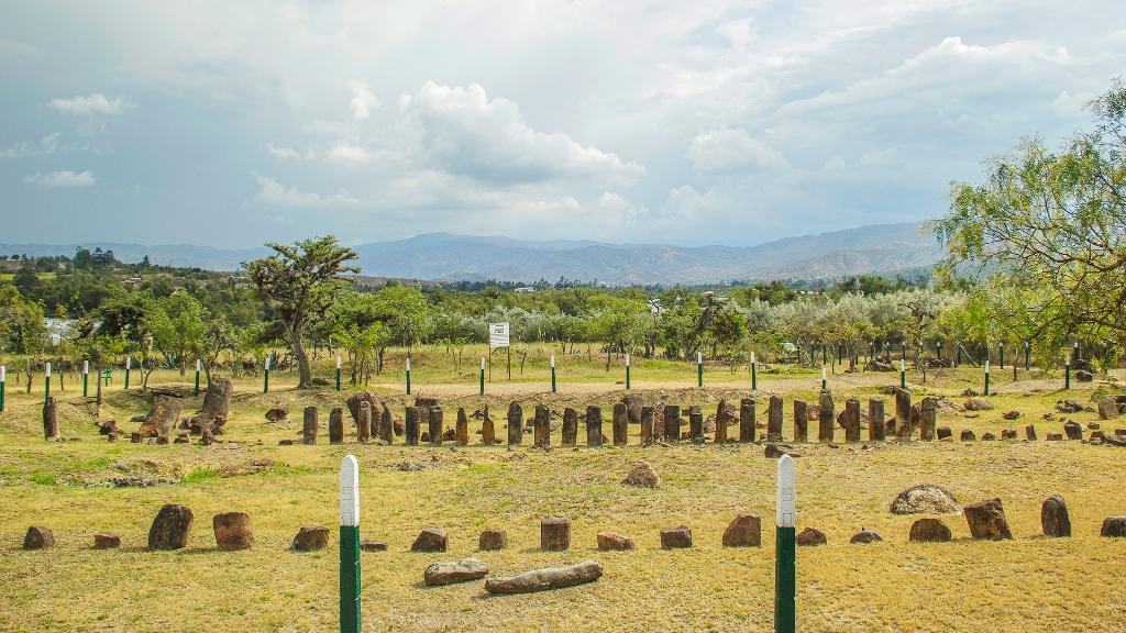 Observatorio astronómico - Museo Parque Arqueológico.Foto: Red de Museos del Alto Ricaurte