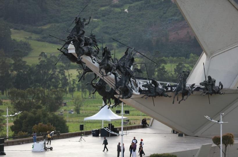 Bicentenario: así se contó la batalla del Pantano de Vargas | Radio  Nacional de Colombia