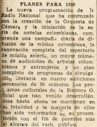 Revista Estampa, 1 de febrero de 1950