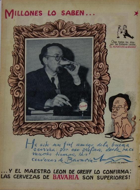 Todos los documentos que conforman esta nota pueden consultarse en nuestro especial Radio Nacional de Colombia, 80 años.