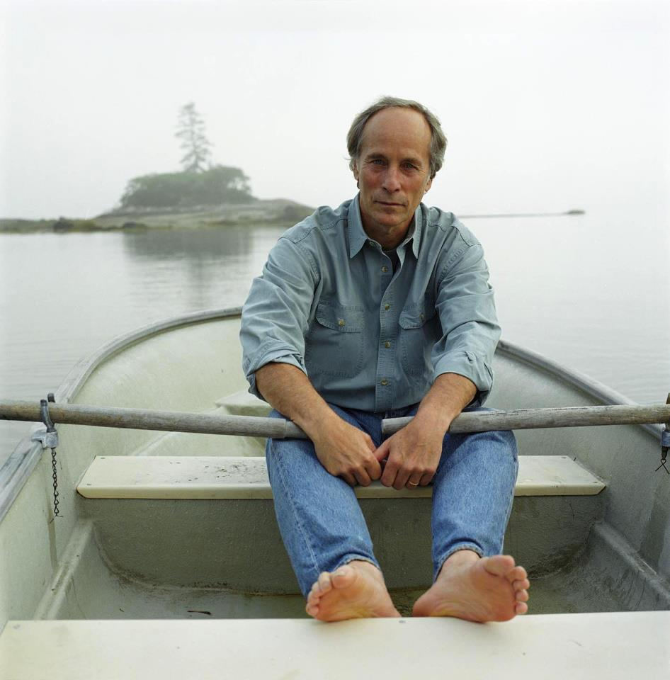 El escritor estadounidense Richard Ford. Foto: Fanpage Facebook Richard Ford.
