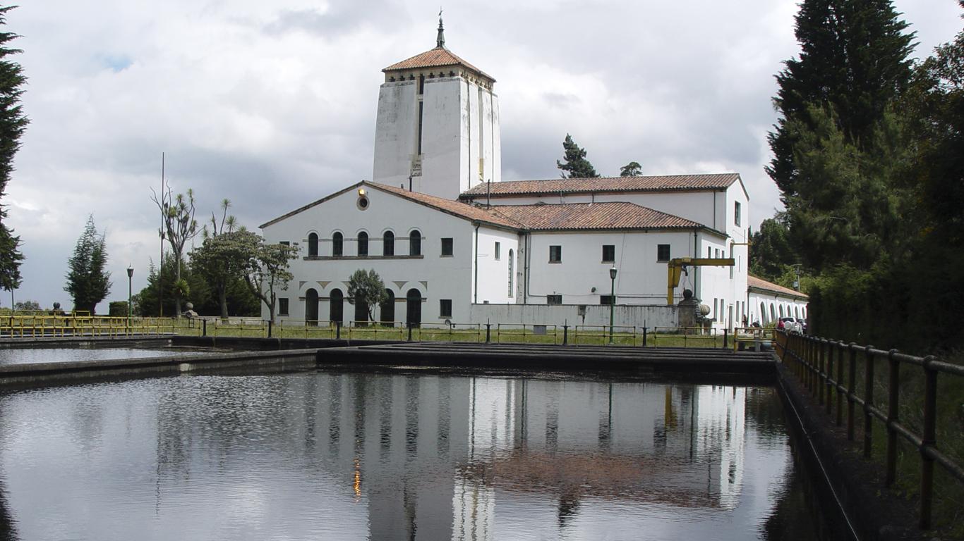 Foto: Cortesía Empresa de Acueducto y Alcantarillado de Bogotá.