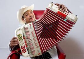El músico colombiano Lisandro Meza. Foto: Facebook de Lisandro Meza.