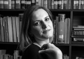 Andrea Cote, editora de 'Pájaros de sombra'