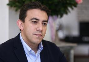 Registrador nacional, Alexander Vega. Foto: Colprensa