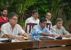 Foto: Oficina Alto Comisionado para la Paz.