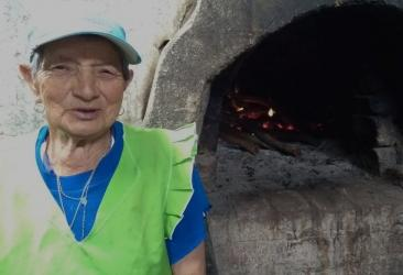 Doña Ada María Torres, una de los personajes inolvidables que nos encontramos en Boyacá.