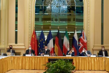 Foto: Handout / EU DELEGATION IN VIENNA / AFP