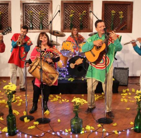 Grupo Bandola. Foto: Fanpage Facebook Grupo Bandola.